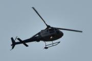 Morten 23 juli 2021 - LN-OSE besøker Høyenhall, det er Pegasus Helicopter som vi har hatt besøk av før