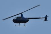 Morten 23 juli 2021 - LN-OSS besøker Høyenhall, jeg tror det er HelikopterDrift som er operatør her
