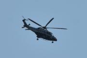 Morten 24 juli 2021 - Politihelikopter over Høyenhall, det var jeg som var for sent ute og fikk ikke se hvem det var