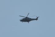 Morten 25 juli 2021 Politihelikopter over Høyenhall på kvelden, dem passer på oss og det er helt greit
