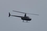 Morten 7 august 2021 - Robinson R44 Raven I over Høyenhall, se her ja, nå snakker vi, da må du ha en god tur videre :-)