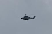 Morten 8 august 2021 - Politihelikopter over Høyenhall, den er alt for langt unna i dag