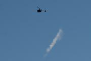 Morten 11 oktober 2020 - Et helikopter og et jetfly, må innrømme at jetflyet hadde passert for lenge siden