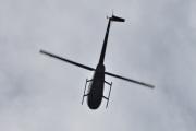 Morten 13 september 2020 - LN-OGT over Høyenhall, det er et Robinson R44 fra Helikopterdrift på Kjeller