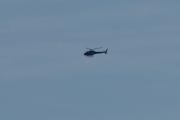 Morten 17 oktober 2020 - Ukjent helikopter over Høyenhall, det er jo egentlig for dårlig vær nå, men det er meldt litt pent vær