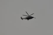 Morten 2 november 2020 - Politihelikopter over Høyenhall, nå har de flyttet til det nye beredskapssenteret på Taraldsrud og er ikke lenger på Gardermoen