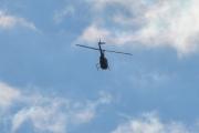 Morten 2 september 2020 - Helikopter over Høyenhall, her var jeg for sent ute