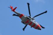 Morten 2 september 2020 - Redningshelikopter over Høyenhall, dette er SAR Queen Leonardo AW101 0270 - Nor05. Da betyr det at vi har to av dem nå, eller kanskje enda flere