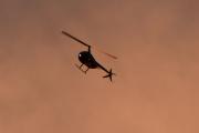 Morten 22 november 2020 - Ukjent helikopter over Høyenhall, litt sent på ettermiddagen men jeg for med meg kveldssolen