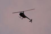 Morten 22 november 2020 - Ukjent helikopter over Høyenhall, spørsmålet er nå - snakker vi militære?