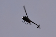 Morten 22 november 2020 - Ukjent helikopter over Høyenhall, den kommer litt nærmere, men kamera vil ikke være med