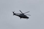 Morten 23 august 2020 - Et Politihelikopter over Høyenhall