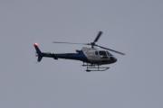 Morten 23 oktober 2020 -  LN-OSQ over Høyenhall, det er et Airbus AS 350 B3 som Pegasus Helicopter AS eier