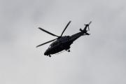 Morten 25 august 2020 - Politihelikopter over Høyenhall, synd det var litt gråvær nå