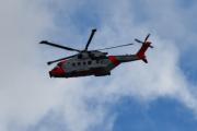 Morten 25 august 2020 - Redningshelikopteret kommer tilbake