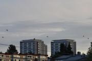 Morten 27 august 2020 - Tøffe Helikoptre over Manglerud, men kanskje de er fem?