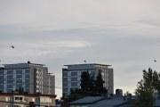 Morten 27 august 2020 - Tøffe Helikoptre over Manglerud, ja - de er fem