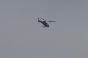 Morten 3 oktober 2020 - Helikopter over Østensjøvannet, jeg er ganske sikker på at det er Helitrans