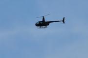 Morten 6 september 2020 - Helikopter over Høyenhall, litt motlys og litt for langt unna