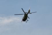 Morten 6 september 2020 - Redningshelikopter over Høyenhall, selv om det er søndag så må de jobbe