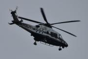Morten 8 oktober 2020 - LN-ORA over Høyenhall, dette er Politiets første helikopter. Tror de tuller litt med oss nå Knut :-)
