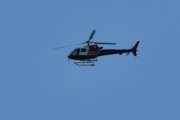Morten 9 oktober 2020 - Helitrans over Høyenhall igjen, er det samme Helikopteret?