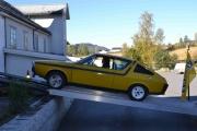 Ny bil inn på låven