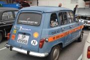 Renault 4 som har kjørt 18 000 km på bare en tur, slå den