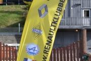 Fy Fabian hvor fint strandflagg Renaultklubben har, tro hvem som har laget det