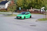 Ny bil ankommer, det er faktisk en Renault