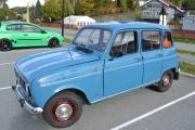 La oss ta en titt til på bil nr. 16. En Renault 4 som er så blank og fin som bare det