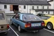 Så kommer Renault senior med sin Renault Fuego TX fra 1981. Han har med seg Renault junior med frue også