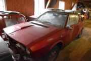 En Renault 17, den er støvete men kanskje vi en dag ser den på veien