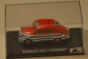Renault 4CV CINZANO