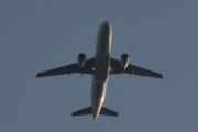 Morten 10 september 2019 - Nytt stort fly over Høyenhall, denne tar vi. 9H-AMA Airbus A320-214