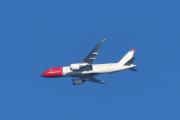 Morten 17 april 2019 - Stort fly over Høyenhall