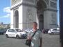 Kort-tur til Paris og Reims 2019