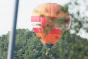 Knut i juli 2019 - Luftballong ved Ryen, godt forsøk Knut :-)