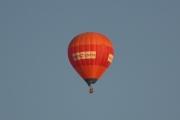 Morten 13 september 2016 - Ballong i luften, det går ett år til vi tar bilde av den igjen