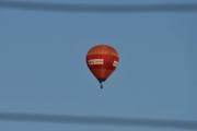 Morten 14 august 2019 - Luftballong over Høyenhall, men skal vi sjekke opp sopra steria ballongen litt?
