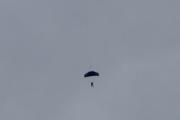 Morten 2 juli 2020 - 3 i fallskjerm over Oslo, her ser vi den første
