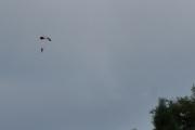 Morten 2 juli 2020 - 3 i fallskjerm over Oslo, vi fortsetter å følge dem