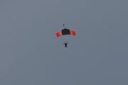 Morten 2 juli 2020 - 3 i fallskjerm over Oslo, var en fin oppvisning dette her da