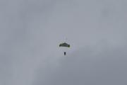 Morten 2 juli 2020 - 3 i fallskjerm over Oslo, her ser vi den andre