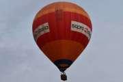 Morten 24 juni 2019 . Luftballong over Høyenhall, vi har sett denne ballongen før