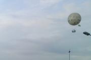 Morten 27 juli 2010 - Luftballong over Paris