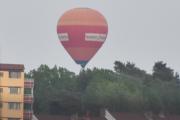 Morten 31 mai 2021 - Luftballongen kommer en gang til, et nytt forsøk men de blir tvunget ned