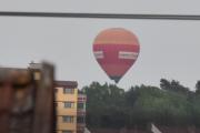 Morten 31 mai 2021 - Luftballongen kommer en gang til, dere ser flyet kommer fra venstre