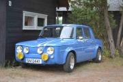 Renault 8 dette også men ser ut som en Gordini hvis jeg ikke tar feil