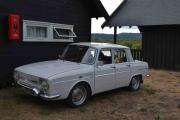 Så har vi en Renault 10, hvorfor er dette en 10 og ikke en 8? Jeg vet det nå, var noe av det første jeg lærte meg